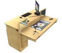 Интерактивное оборудование Мультимедийный образовательный интерактивный логопедический стол Logo 25