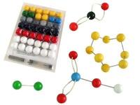 Лабораторное оборудование Комплект атомов для составления молекул лабораторный