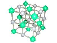 Модели Модель кристаллической решетки каменной соли