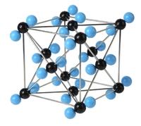 Модели Модель кристаллическая решетка углекислого газа