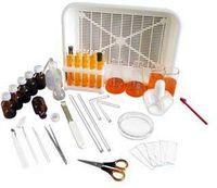 Посуда и принадлежности Набор химической посуды и принадлежностей по биологии для лабораторных работ НПБЛ