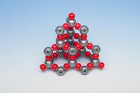 Модели Модель Кристаллическая решетка диоксида кремния