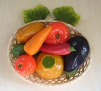 Муляжи Корзина с овощами