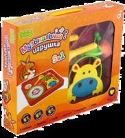 Детские музыкальные инструменты Игрушечный музыкальный набор (5 инструментов)