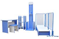 Игровая мебель Набор игровой мебели «Поликлиника»