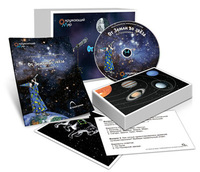 Естествознание Комбинированное наглядное пособие  «От Земли до звезд» (Астрономия. 1–4 классы)
