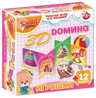 Для игр и творчества Комплект развивающих игр 3-5 лет. 3D домино.