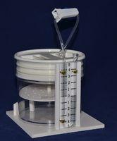 Приборы лабораторные Прибор для обнаружения дыхательного газообмена у растений