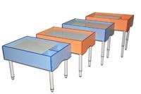 Интерактивное оборудование Песочный стол на регулируемых опорах