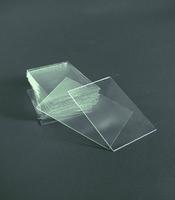 Посуда химическая Стекло для микропрепаратов (покровное)