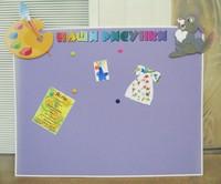 """Стенды для детского сада Стенд """"Наши рисунки"""""""