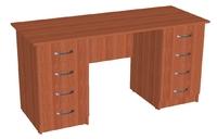 Столы письменные Стол письменный двухтумбовый