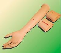 Оборудование Фантом кисти руки с предплечьем (для наложения и снятия швов, обработки ожогов и ран)