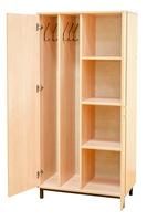Мебель для туалетных комнат Шкаф для уборочного инвентаря