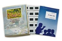 Естествознание Слайд-комплект  «В мире трав»