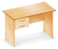 Столы письменные Стол письменный с двумя ящиками с одной стороны