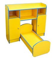 Игровая мебель Набор мебели игровой (спальня) «Соня»