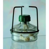 Посуда и принадлежности Спиртовка СЛ-2 с металлической оправой 100 мл