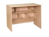 Библиотечная мебель Стол-барьер-кафедра