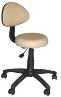 Кресла для персонала Табурет со спинкой