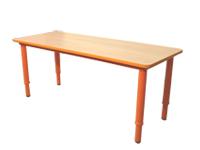 Детские столы Стол детский двухместный, регулируемый по высоте (р.гр.№0-3)