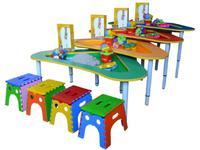 Образовательные системы Стол для детского творчества «ЦВЕТОК»