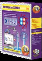 Электронные наглядные пособия Интерактивное пособие. Наглядная химия. Строение вещества. Химические реакции
