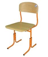 Детские стулья Стул детский регулируемый по высоте (р.гр.№1-3)