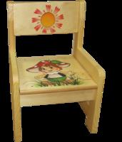 Детские стулья Стул детский регулируемый по высоте (р.гр. № 0-1)