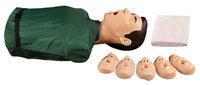 Учебные тренажеры Т «Максим I» тренажер сердечно-легочной и мозговой реанимации пружинно- механический - торс
