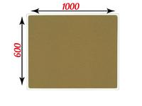 Доски для объявлений (пробка) Доска для объявлений пробковая ДО-4