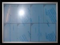 Стенды-витрины Стенд-витрина, 6 карманов формата А4 1000х700