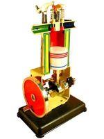 Теплота и молекулярная физика Модель двигателя внутреннего сгорания