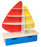 Детские стенки Стеллаж «Яхта»