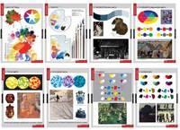 Искусство Комплект таблиц  Введение в цветоведение (16 табл.)